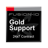 Fusion-io ioMemory SX300 3.2TB Gold 24x7 Support Contract - 1 Year