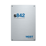 HGST s842 200GB SAS 6Gb/s, MLC Enterprise SSD, 2.5in - S842E200M2