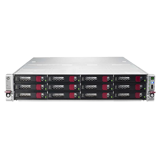 HPE Apollo 4200 Gen9 Server - Up to 2 Intel Xeon Processors, Up to 1024 GB (16 DIMMs), Up to 28 LFF or 54 SFF Drives