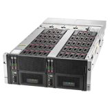 HPE Apollo 4520 System - Intel Xeon Processors, up to 368 TB Storage Capacity, up to 23 LFF SAS HDD/SSD