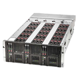 HPE Apollo 4530 System - Intel Xeon Processors, up to 120 TB Storage Capacity, up to 15 hot-plug SAS or SATA HDDs/SSDs