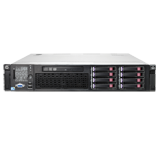 HPE Integrity rx2800 i2 Server - Up to 2 Intel Itanium Processors, 1.73 GHz Processor Speed, 384 GB Max. Memory, 24 DIMM slots