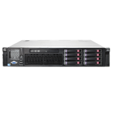 HPE Integrity rx2800 i4 Server - Up to 2 Intel Itanium Processors, 2.53GHz Processor Speed, 384GB Max. Memory