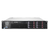 HPE Integrity rx2800 i6 Server - Up to 2 Intel Itanium Processors, 2.53 GHz Processor Speed, 384 GB Max. Memory, 24 DIMM slots