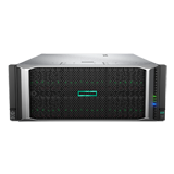 HPE ProLiant DL580 Gen10 Server - Up to 4 Intel Xeon Scalable Processors, 6.0 TB Maximum Memory, DDR4 SmartMemory, 48 DIMM slots