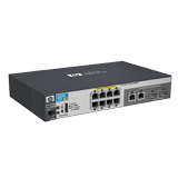 HP / Aruba 2615-8-PoE Switch - 8 Port Managed Ethernet Switch