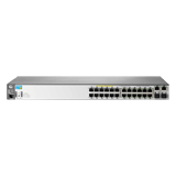 HP / Aruba 2620-24-PoE+ Switch - 28 Port Managed Ethernet Switch