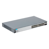 HP / Aruba 2620-24 Switch - 28 Port Managed Ethernet Switch