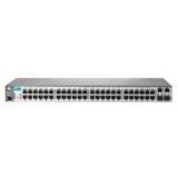 HP / Aruba 2620-48 Switch - 52 Port Managed Ethernet Switch