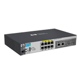 HP / Aruba 2915-8G-PoE Switch - 8 Port Managed Ethernet Switch