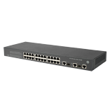 HP / Aruba 3100-24 v2 EI Switch - 24 Port Managed Ethernet Switch