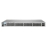 HP / Aruba 3800-48G-4SFP+ Switch - 48 Port Managed Ethernet Switch