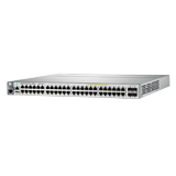 HP / Aruba 3800-48G-PoE+-4SFP+ Switch - 48 Port Managed Ethernet Switch