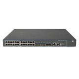 HP / Aruba 5500-24G-PoE+-4SFP HI Switch with 2 Interface Slots - 24 Port Managed Ethernet Switch