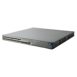 HP / Aruba 5500-24G-PoE+ EI Switch with 2 Interface Slots - 24 Port Managed Ethernet Switch