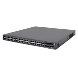 HP / Aruba 5500-48G-PoE+-4SFP HI Switch with 2 Interface Slots - 48 Port Managed Ethernet Switch