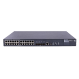HP / Aruba FlexFabric 5800-24G-PoE+ TAA-compliant Switch - 24 Port Managed Ethernet Switch