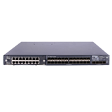 HP / Aruba 5800-24G-SFP TAA-compliant Switch with 1 Interface Slot - 24 Port Managed Ethernet Switch
