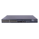 HP / Aruba FlexFabric 5800 24G TAA-Compliant Switch - 24 Port Managed Ethernet Switch
