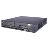 HP / Aruba 5820-14XG-SFP+ TAA-compliant Switch with 2 Interface Slots and 1 OAA Slot - Fixed Port L3 Managed Ethernet Switch