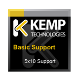 Kemp LoadMaster OS License for Bare Metal Servers for LMB-5G - 1 Year Basic 5x10 Support Add-on or Renewal Support Contract