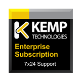 Kemp LoadMaster OS License for Bare Metal Servers for LMB-5G - 1 Year Enterprise 24x7 Support Add-on or Renewal Support Contract