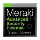 Cisco Meraki MX84 Advanced Security License - 3 Years