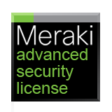 Cisco Meraki MX65W Advanced Security License - 1 Year