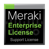 Enterprise License for Cisco Meraki MS220-48LP Cloud Managed Gigabit Switch - 1 Year
