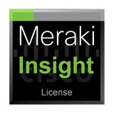 Cisco Meraki Insight Medium - Subscription License for 3 Year
