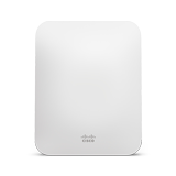 Cisco Meraki MR18 Dual-Radio 802.11n Indoor Access Point, 600Mbps, 802.3af PoE