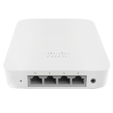 Cisco Meraki MR30H Quad-Radio, Cloud-Managed 2x2:2 802.11ac Wave 2 Wall Switch Access Point, 1.3 Gbps, 802.3af PoE