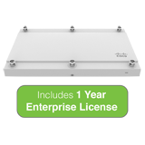 Cisco Meraki MR53E Cloud-Managed 4x4:4 802.11ac Wave 2 Access Point with 1 Year Enterprise License