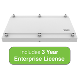Cisco Meraki MR53E Cloud-Managed 4x4:4 802.11ac Wave 2 Access Point with 3 Year Enterprise License