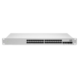Cisco Meraki Cloud Managed MS410 Series 32-Port 1 Gigabit Aggregation Switch - 32x 1GbE Ports (SFP) Interfaces