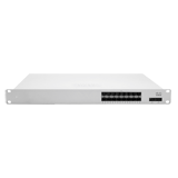 Cisco Meraki MS425 Series Cloud Managed 16-Port 10GbE Switch - 16 x 10GbE SFP+/SFP, 2 x 40GbE uplink/stacking ports