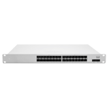 Cisco Meraki MS425 Series Cloud Managed 32-Port 10GbE Switch - 32 x 10GbE SFP+/SFP, 2 x 40GbE uplink/stacking ports