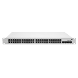 Cisco Meraki Cloud Managed MS320 Series 48 Port Gigabit Switch - 48x 1GbE Ports, 4x 10G (SFP+) Uplink Interfaces