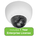 Meraki MV21 Cloud Managed Indoor Camera with 1 Year Enterprise License