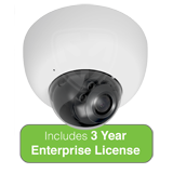Meraki MV21 Cloud Managed Indoor Camera with 3 Years Enterprise License