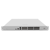 Cisco Meraki MX250 Cloud Managed Security Appliance, 4 Gbps FW (Purchase of Enterprise License Required)