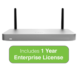 Cisco Meraki MX67W Small Branch Security Appliance with 1 Year Enterprise License
