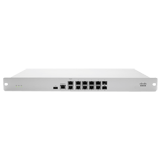 Cisco Meraki MX84 Small Branch Security Appliance, 500Mbps FW, 10x GbE & 2x GbE SFP Ports