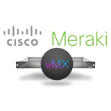 Cisco Meraki VMX100 1 Year License and Support