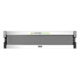 Nimble Storage CS210 iSCSI Storage Array, up to 76TB Capacity, 160GB-640GB Base/Max Flash Capacity