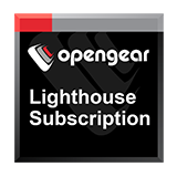 Opengear Lighthouse Subscription 1 – 5 Nodes - 1 Year