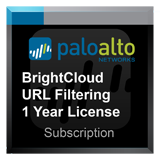 Palo Alto Networks VM-100 Bright cloud URL filtering subscription for 1 year