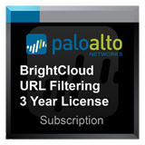 Palo Alto Networks VM-100 Bright cloud URL filtering subscription for 3 years