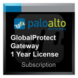Palo Alto Networks PA-4020 GlobalProtect Gateway subscription for 1 year