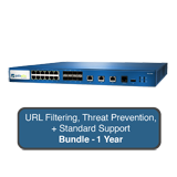 Palo Alto Networks PA-3020 Next-Gen Firewall Bundle w/1 Year Standard Support, URL Filtering & Threat Prevention Subscription